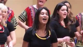 Stellenbosch University Chamber Choir - African Medley