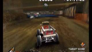 Monster Stunt Racer 4x4 (Wii) Weapon Master Race: Downtown Construction
