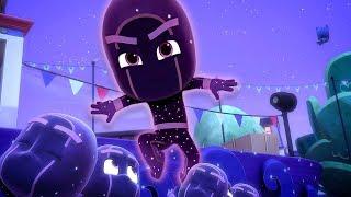 Герои в масках   Лучшие моменты со злодеями! супер-ниндзялино ⭐️2019 ⭐️мультики для детей