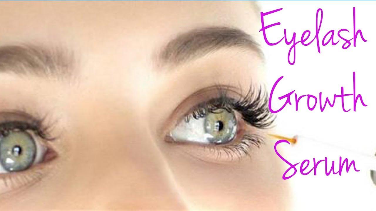 How To Grow Your Eyelashes Fast Diy Eyelash Serum