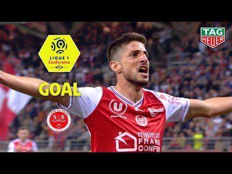 Goal Pablo CHAVARRIA (90' +5) / Stade de Reims - Paris Saint-Germain (3-1) (REIMS-PARIS) / 2018-19