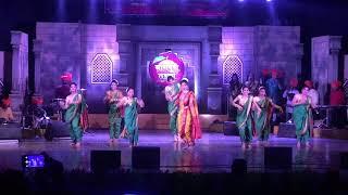 Wajale Ki bara, Mala Jau dya na ghari   Natrang   Nagpuri Tadka Lavni Program