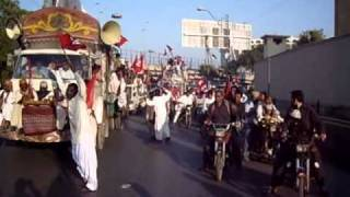 Sindhi Topi Ajrak Day 05 December in Karachi
