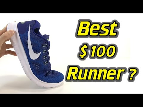 Nike Free RN 2017 Review - Best $100 Running Shoe?
