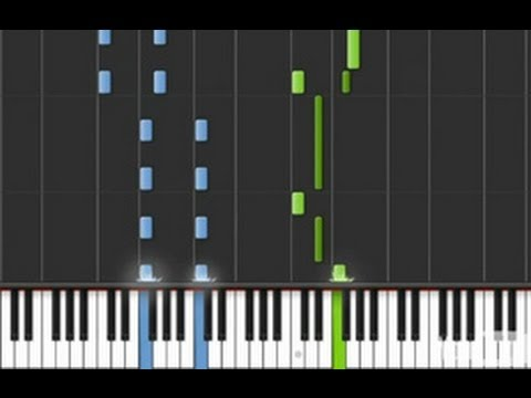 Synthesia: How to Play the Piano/Keyboard