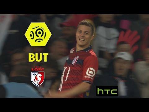 But Nicolas DE PREVILLE (46') / LOSC - FC Nantes (3-0) -  / 2016-17