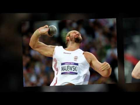 Tomasz Majewski  Wins Shot Put Gold, Defends Olympic Title