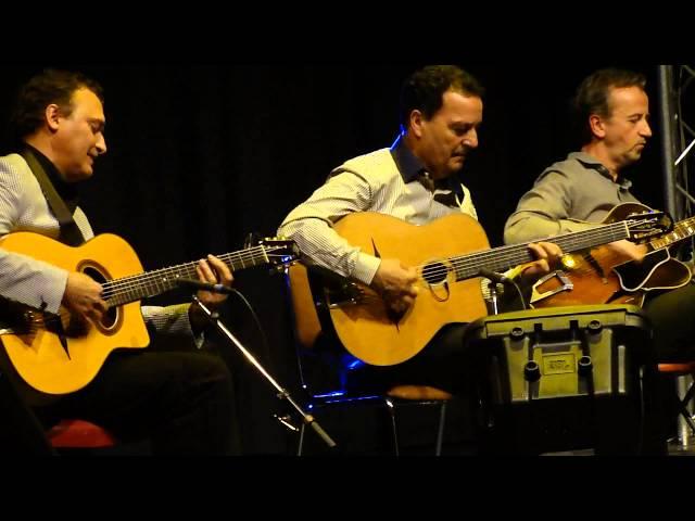 Lollo Meier, Fapy Lafertin, Dave Kelbie le 21-04-2013 à St Arnoult-en-Yvelines (78730)