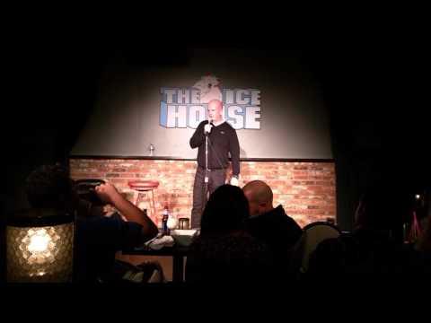 Mark Sweeney Ice House 1/10/16