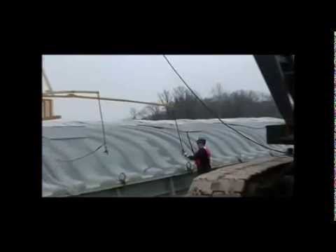 barge lid lifter youtube