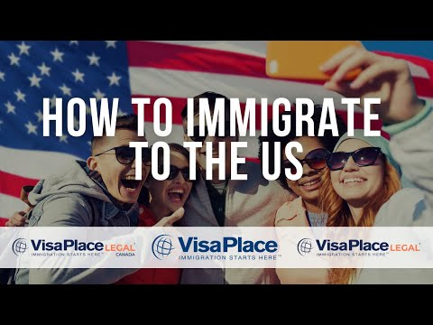 US Immigration: How to Immigrate to the US