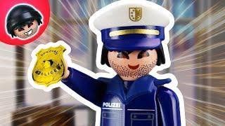 KARLCHEN KNACK #83 - Wird Karlchen  Polizist? - Playmobil Polizei Film