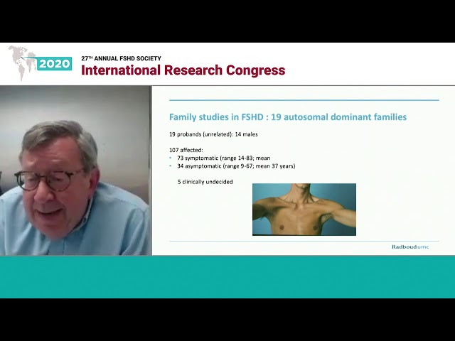 The past, present, and future of FSHD research, with George Padberg, MD PhD