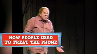 How People Used to Treat the Phone | James Gregory