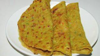 Oats Cheela/Vegetable Oats cheela recipe in hindi/How to make Vegetable Oats cheela