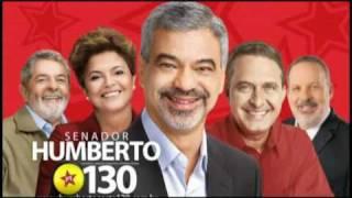 Programa eleitoral gratuito de Humberto Costa [15], veiculado na noite de 13/09/10