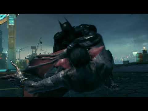 Lets Play Batman: Arkham Knight #112 - Heilung für Kirk Langstrom