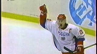 Pavel Bure. OG '98 semi final - Finland vs Russia (20.02.1998) [5 goals]