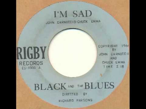 Black and The Blues - I'm sad (teen garage)