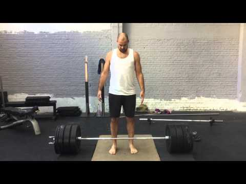 deadlift failed lift 182 5 kg 402 lbs advice on sticking point youtube. Black Bedroom Furniture Sets. Home Design Ideas