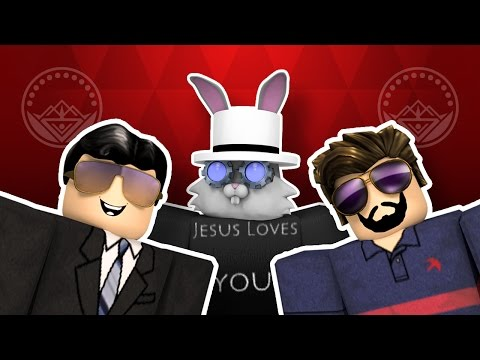 Roblox | Galaxy Heroes with TheCoderBunny | Ben and Dad