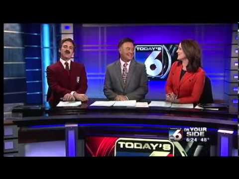 "Idaho Sportscaster Does Entire Segment As ""Ron Burgundy"""
