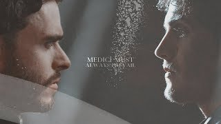 • Medici | Always Prevail