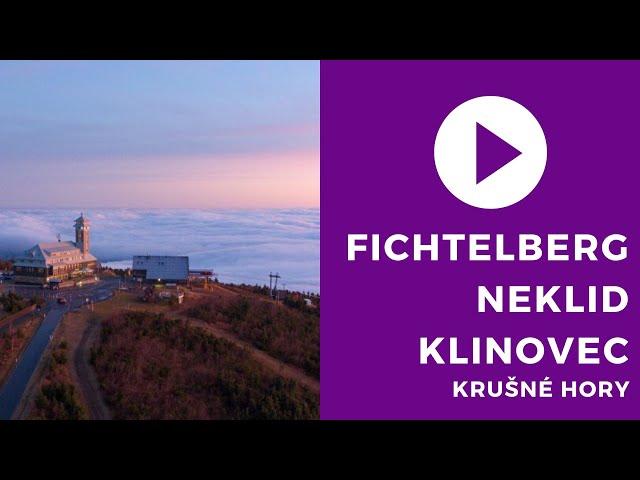 Fichtelberg - Boží Dar - Krušnohorské minutovky -