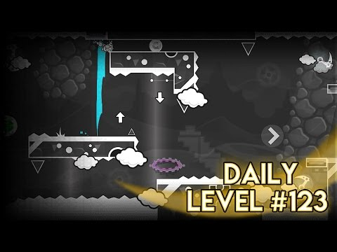 "DAILY LEVEL #123 | Geometry Dash 2.1 - ""Shred"" by TheRealRow 