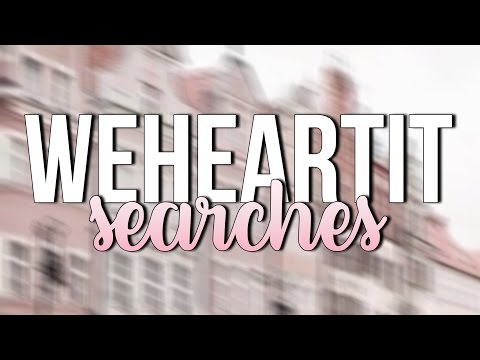 weheartit searches!