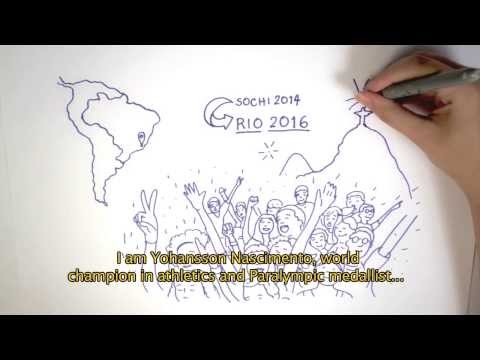 Draw My Life - The Paralympic Movement