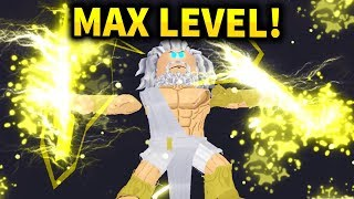 I reached MAX LEVEL and DESTROYED THE SERVER in GOD SIMULATOR!! (Roblox)
