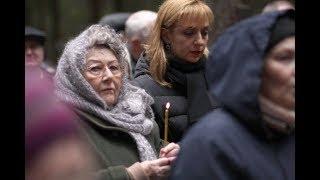Вся Россия скорбит! Скончалась актриса и писатель Тамара Петкевич!!!