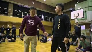 Systema - Kwan Lee - Kyoto 2018 - システマ 近距離…遠距離 - クワン・リー - 京都