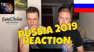 Russia Eurovision 2019 Reaction - Review - Sergey Lazarev - Scream - #32