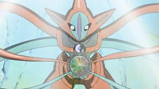 Deoxys! | Pokémon: Battle Frontier | Official Clip