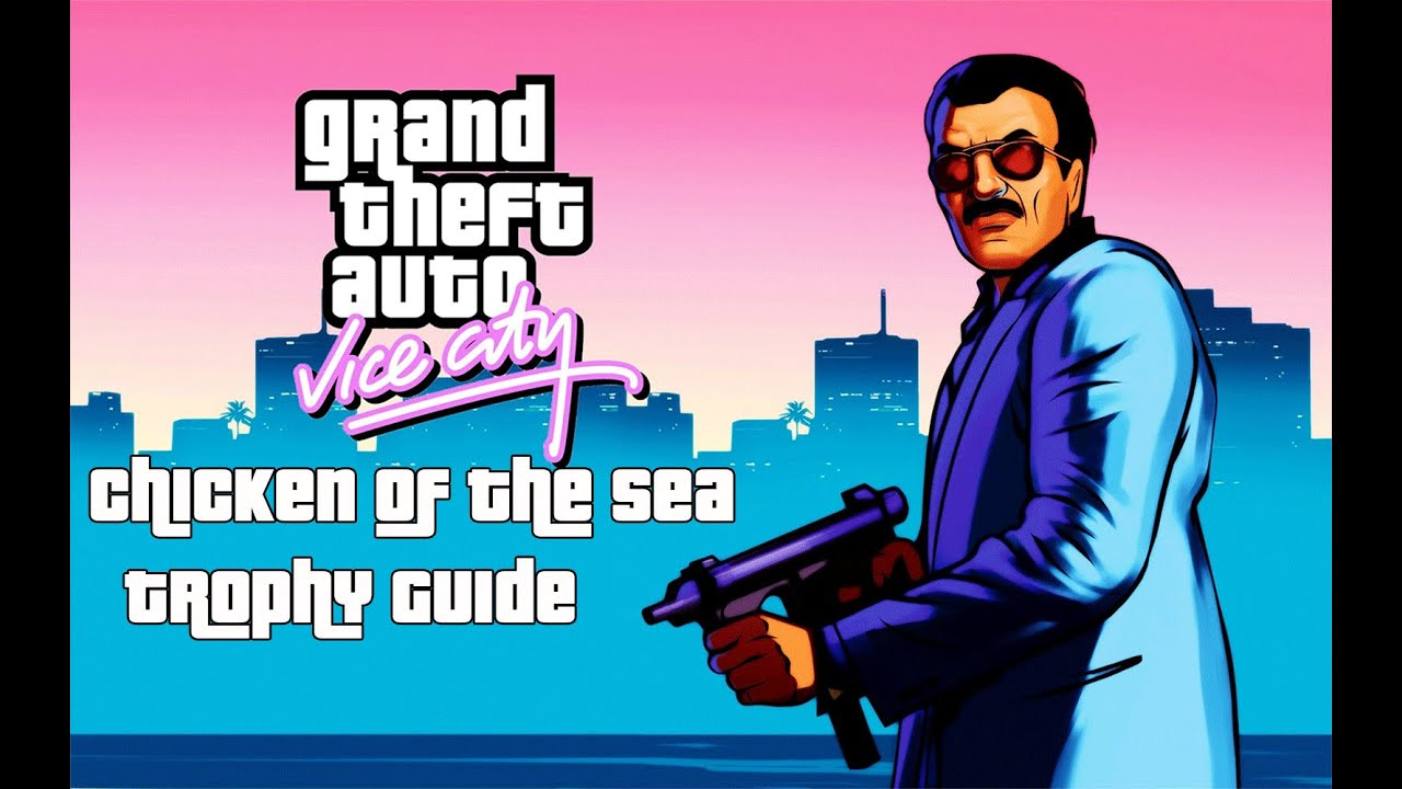 Grand Theft Auto: Vice City Trophy Guide & Road Map