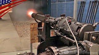 【ガトリングガン】20mmバルカン & 30mmアヴェンジャー 発射試験