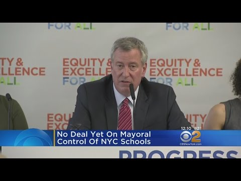 Decision Day For Mayoral Control Of NYC Public Schools