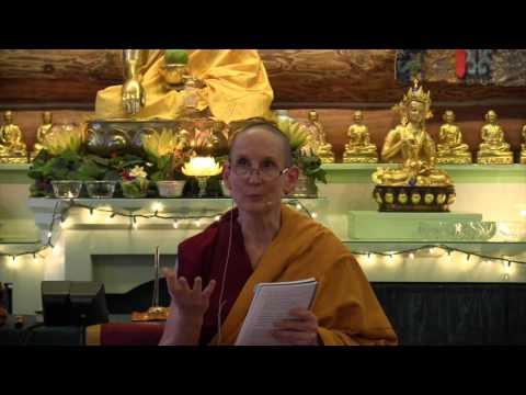 04 Vajrasattva Retreat: How Karma Works 01-01-17