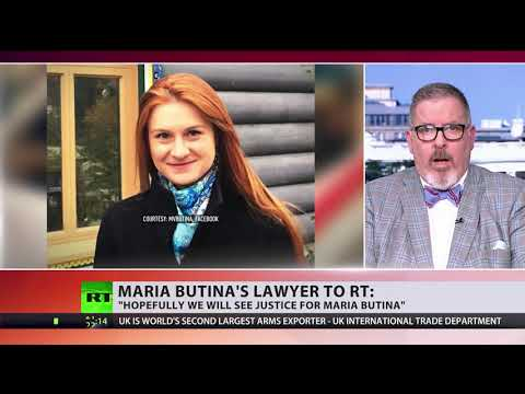 Butina's lawyer says he's got evidence of possible FBI misconduct in the investigation