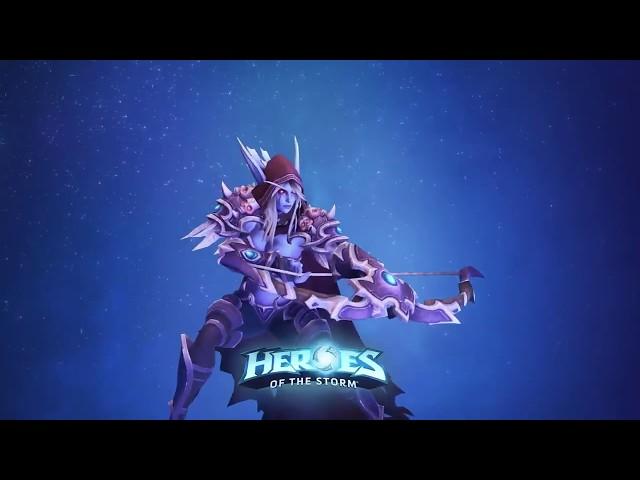 Heroes of the Storm Sylvanas Update