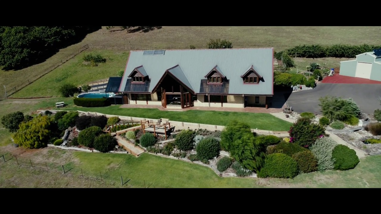 BELL Real Estate Presents 246 Kallista-Emerald Road, Kallista - YouTube