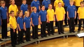 """A Great Big Sea"", arr. Lori-Anne Dolloff | Apprentice Choir | World Of Song Concert 2013"
