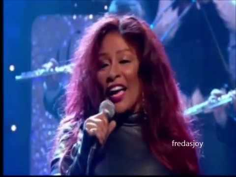 CHAKA KHAN - A'INT NOBODY - LIVE ON JOOLS HOLLAND NEW YEAR2016/17