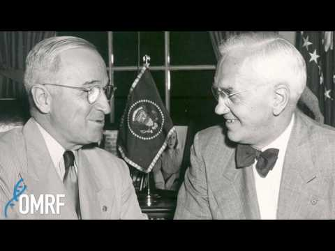 WKY-TV Sir Alexander Fleming Interview from 1954
