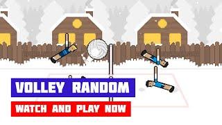 Volley Random · Game · Gameplay