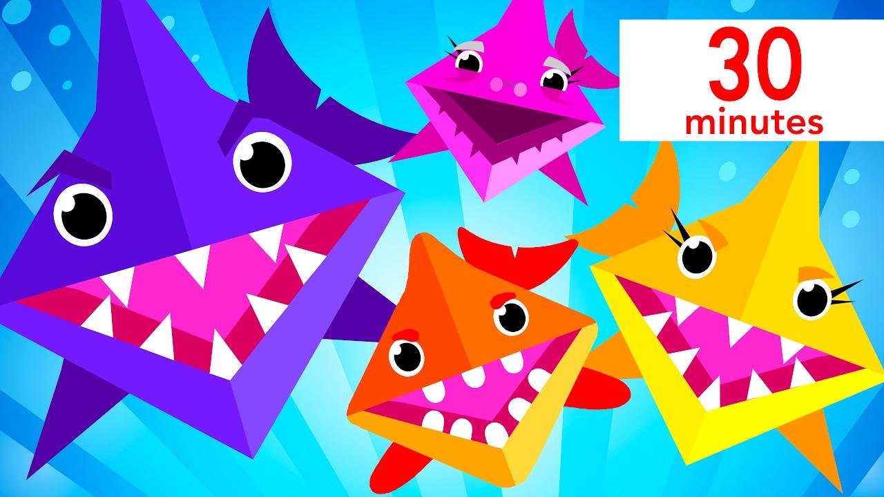 baby shark origami song baby shark doo doo twinkle