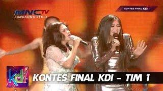"Ikke Nurjana - Eire Suzan "" Sahabat "" Kontes Final KDI 2015 (13/5)"