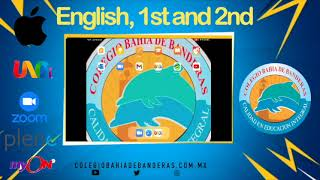 CLASE Online English 1st and 2nd